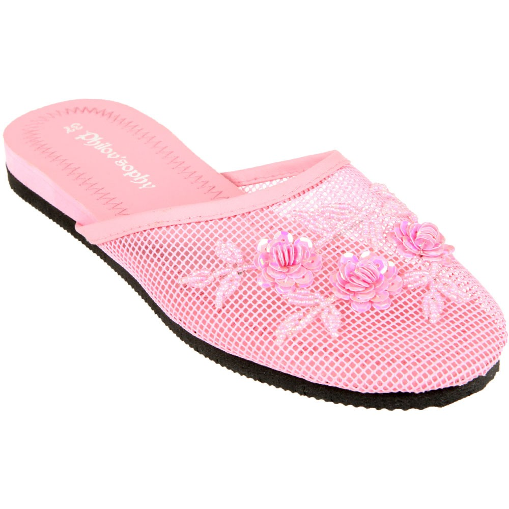 Chaussure-philovsophy-rose