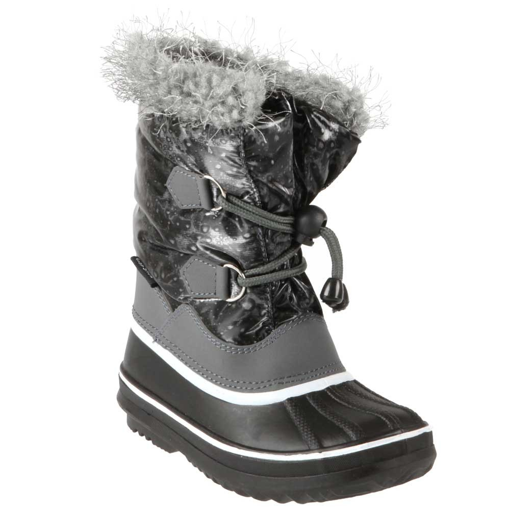 Botte cap snow