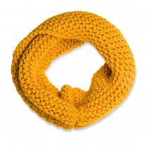 Snood JAUNE MERRY SCOTT