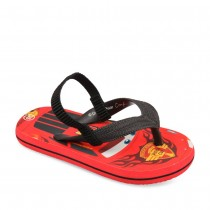 Tongs ROUGE CARS