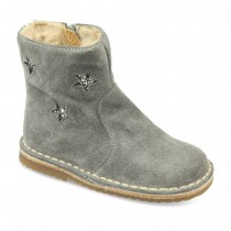 Bottines GRIS PAMPABLUE