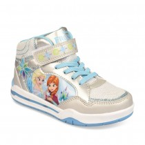Baskets METALLISE LA REINE DES NEIGES