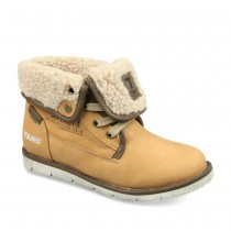 Bottines JAUNE TAMS