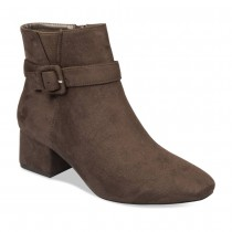 Bottines GRIS GRANDS BOULEVARDS