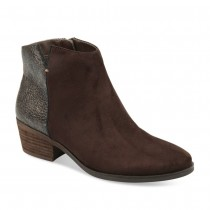 Bottines à talon MARRON MyB