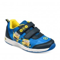 Baskets BLEU MINIONS