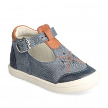 Chaussures à scratch MARINE FREEMOUSS PREMIUM BOY