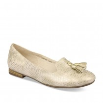 Ballerines JAUNE MERRY SCOTT