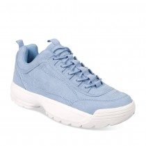 Baskets BLEU UNYK PERF