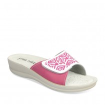 Mules ROSE GREEN RELAX
