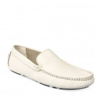 Mocassins BLANC CAPE BOARD CUIR