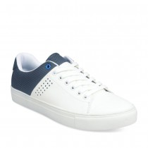 Baskets BLANC DENIM SIDE