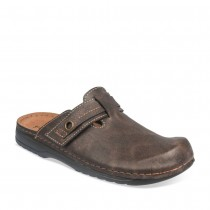 Mules MARRON GREEN RELAX