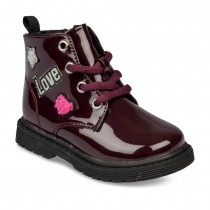 Bottines BORDEAUX NINI & GIRLS