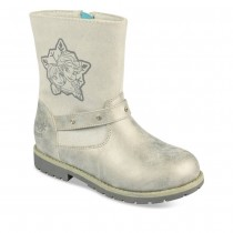 Bottines METALLISE LA REINE DES NEIGES