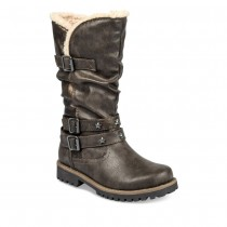 Bottes MARRON LOVELY SKULL