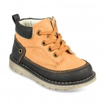 Bottines JAUNE FREEMOUSS BOY
