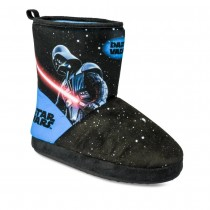 Chaussons NOIR STAR WARS