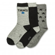 Chaussettes GRIS TAMS