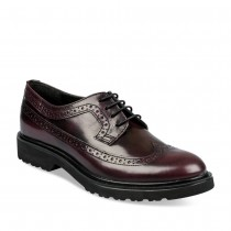 Derbies ROUGE MEGIS ELEGANT