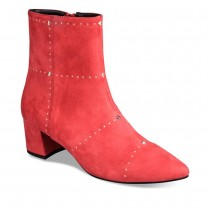 Bottines à talon ROUGE MyB