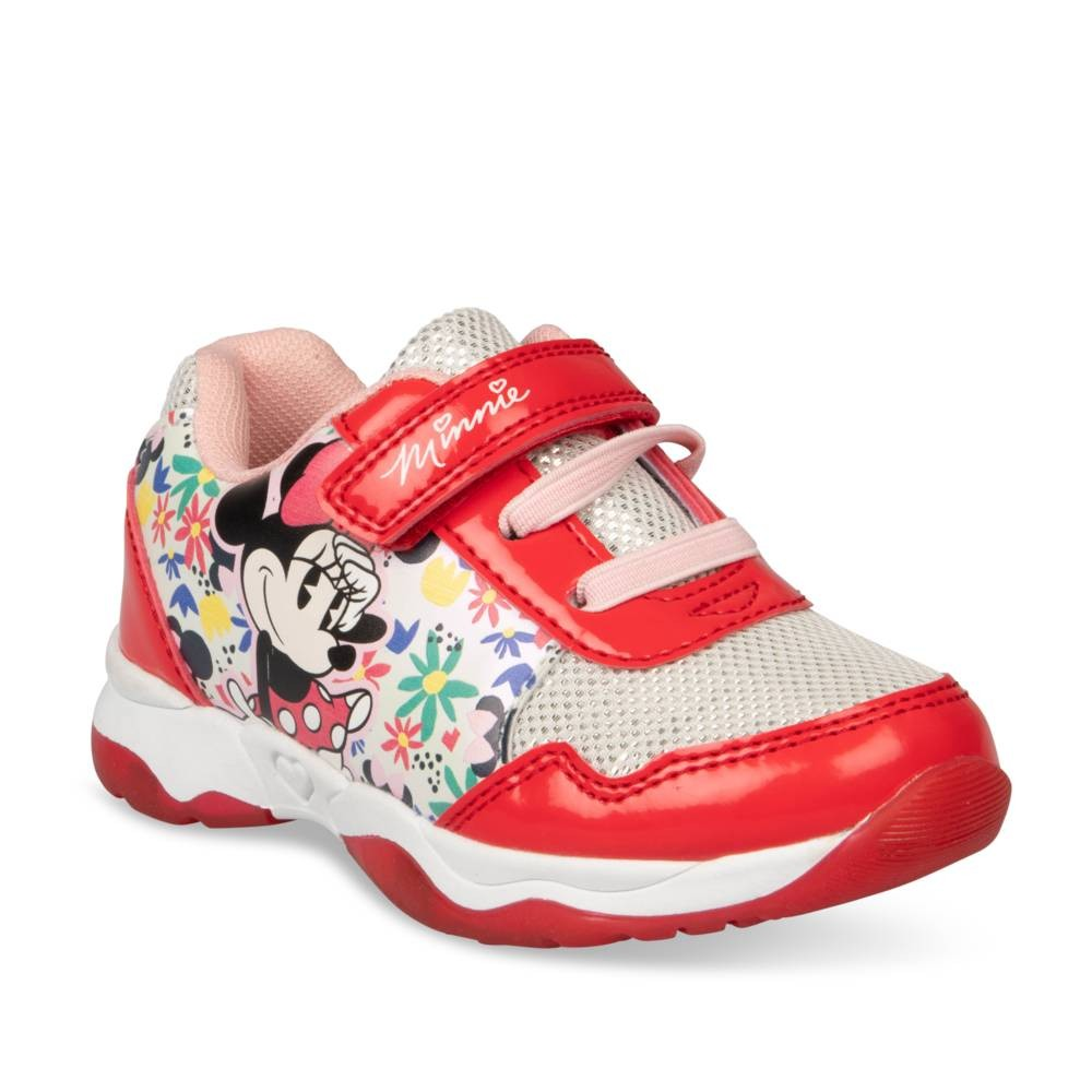 Baskets ROUGE MINNIE