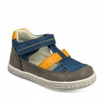 Chaussures à scratch MARINE FREEMOUSS BOY