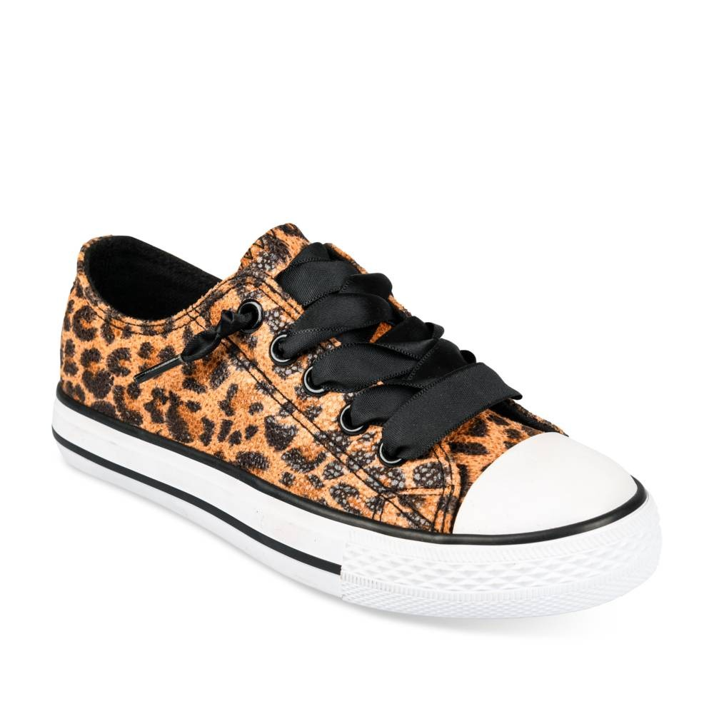 Sneakers GEEL LOVELY SKULL