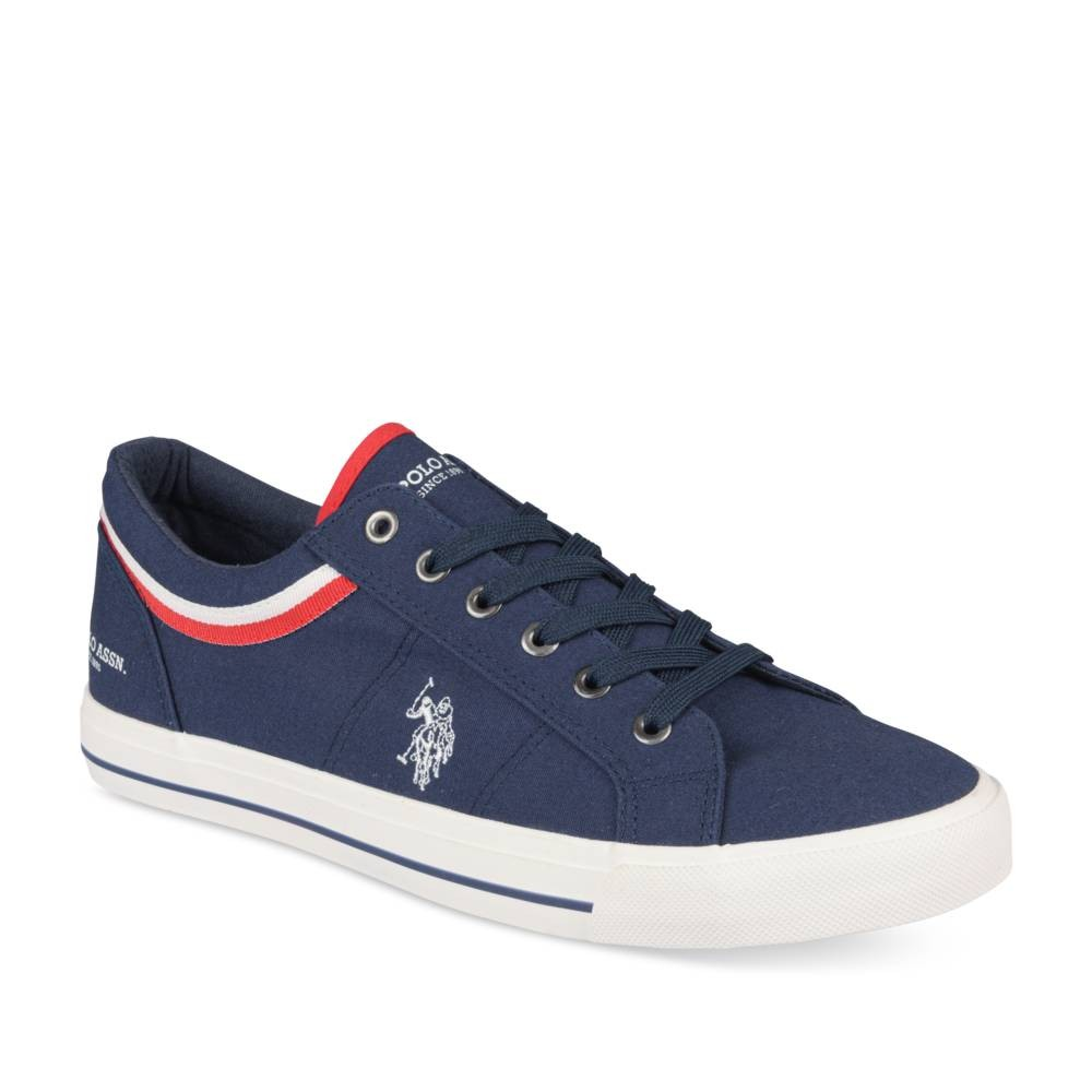 Hoge sneakers NAVY U.S. POLO ASSN.