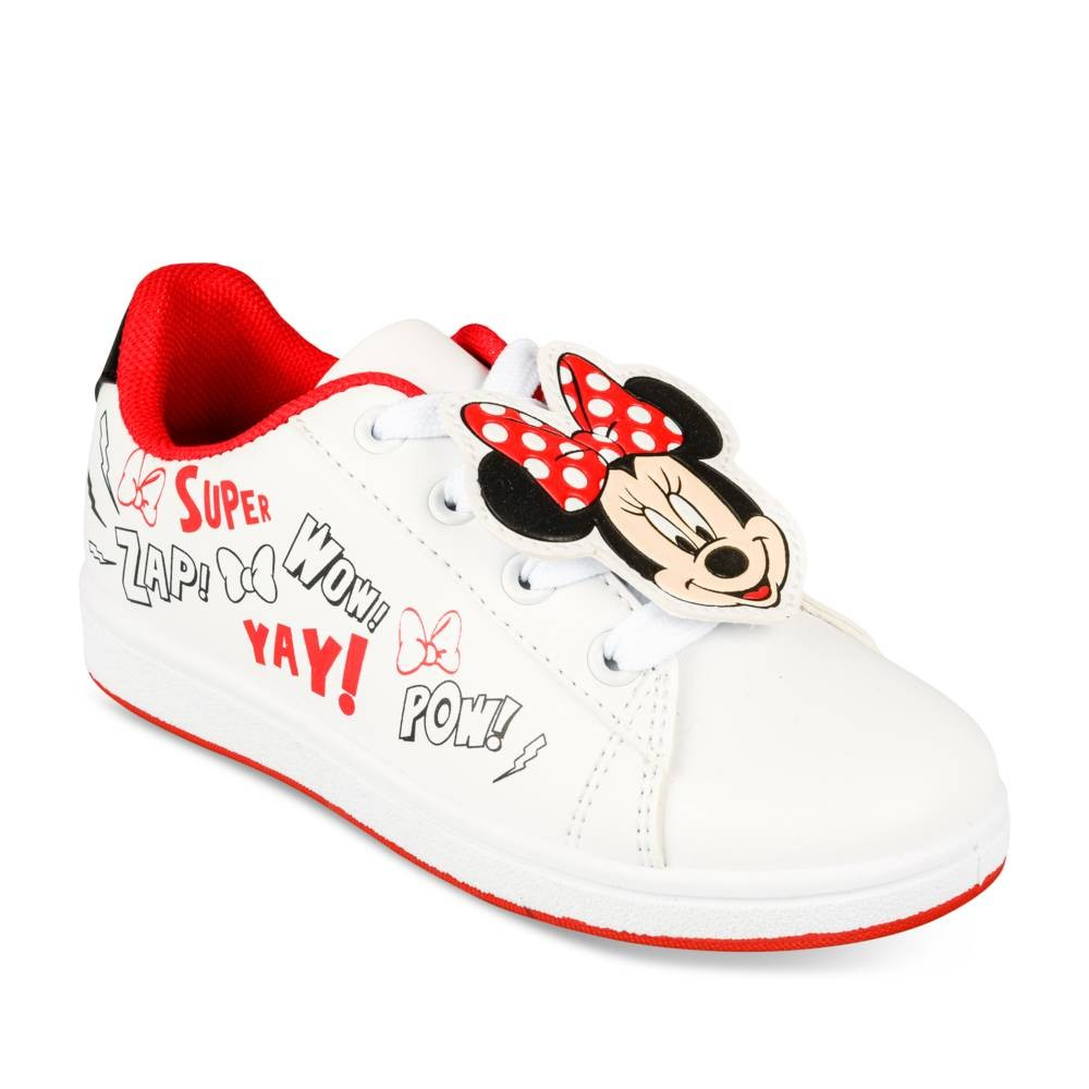 Sneakers WIT MINNIE