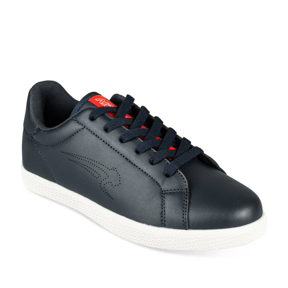Hoge sneakers NAVY AIRNESS