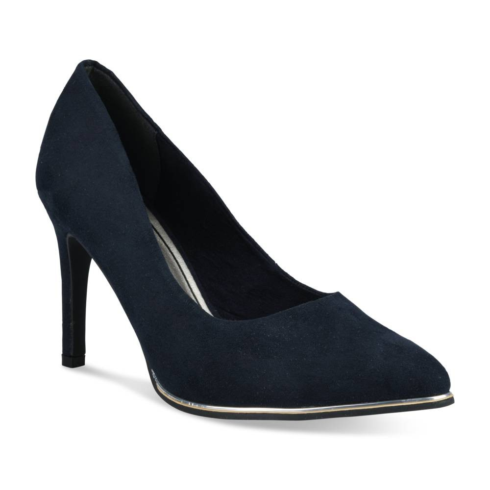 Pumps NAVY GRANDS BOULEVARDS