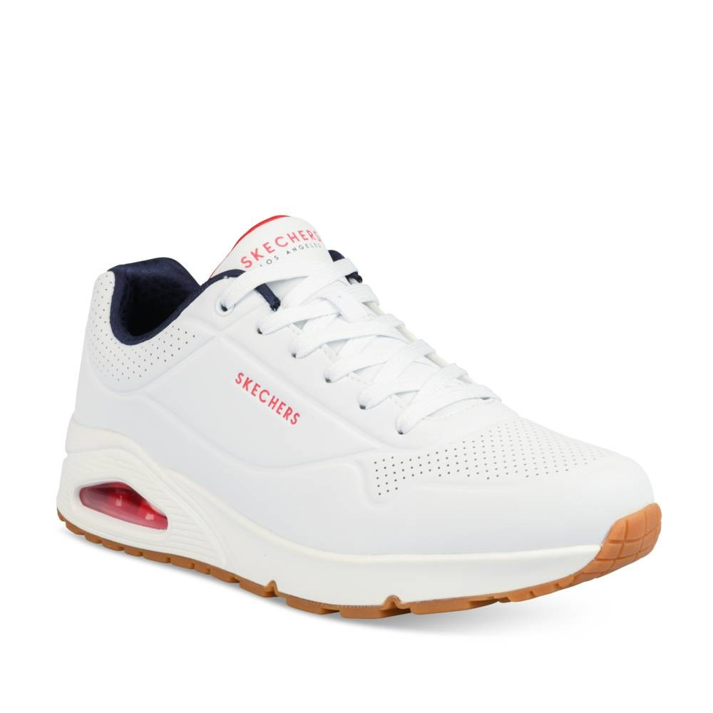 Hoge sneakers WIT SKECHERS