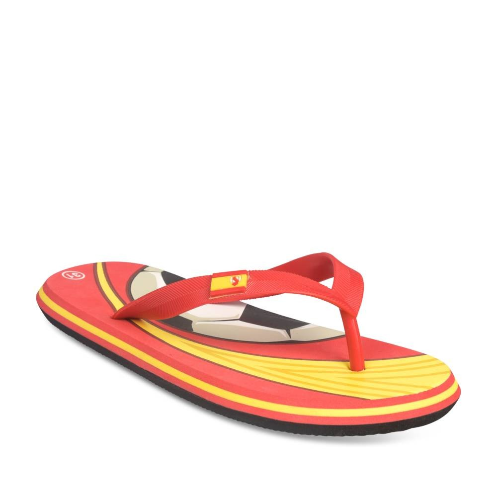 Teenslippers ROOD COUPE DU MONDE