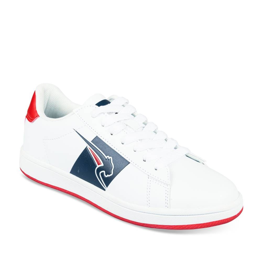 Hoge sneakers WIT AIRNESS