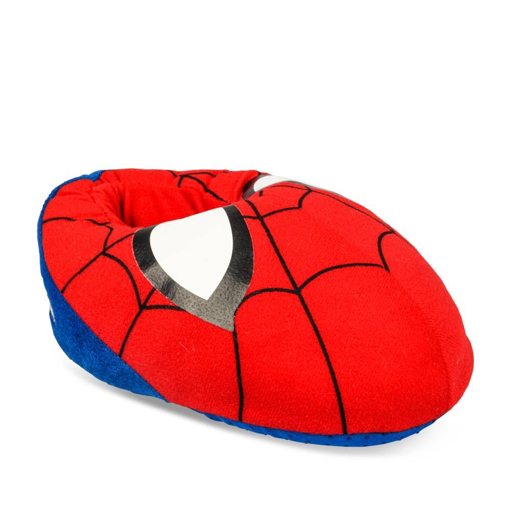 Pantoffels ROOD SPIDERMAN