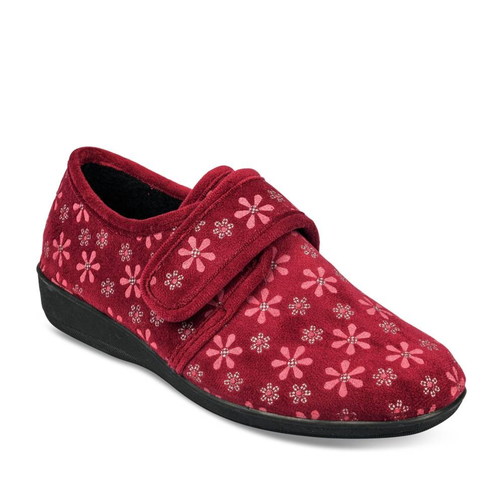 Pantoffels ROOD GREEN RELAX