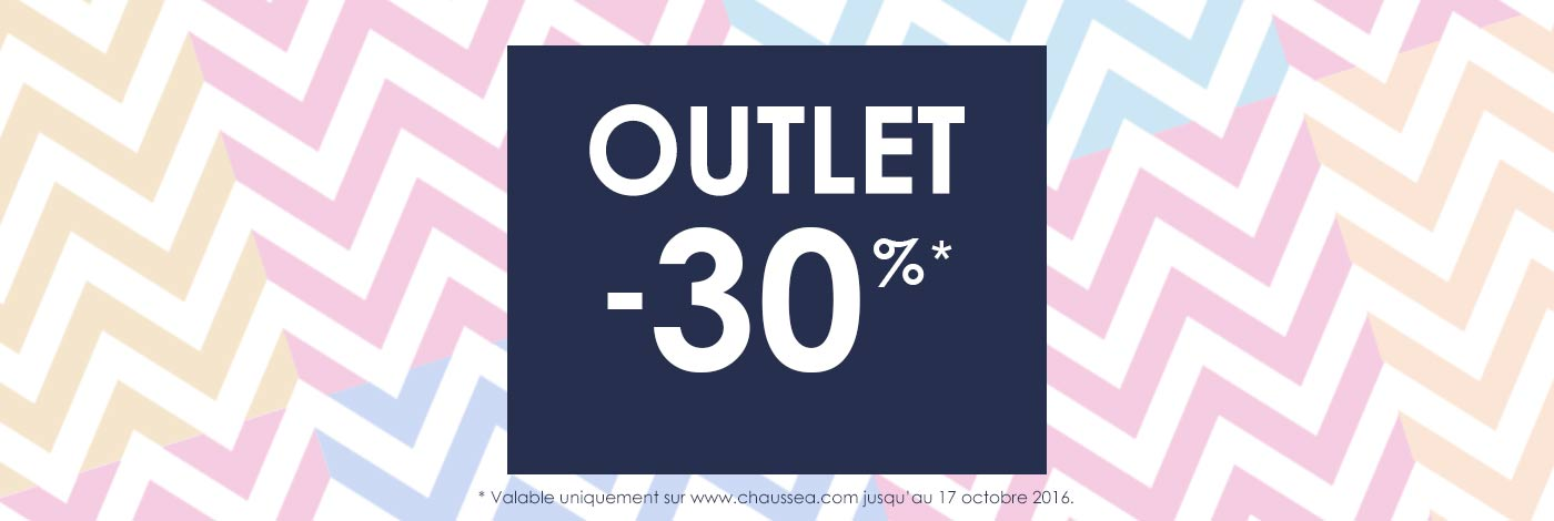 OUTLET -30% !