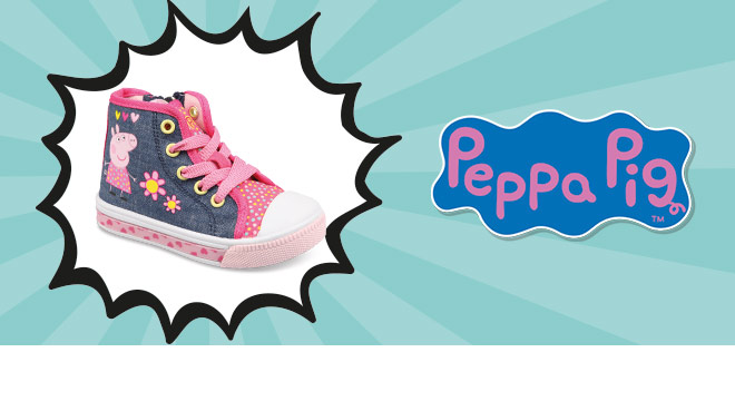 Chaussures Peppa Pig