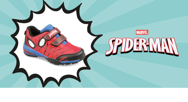 Chaussures Spiderman