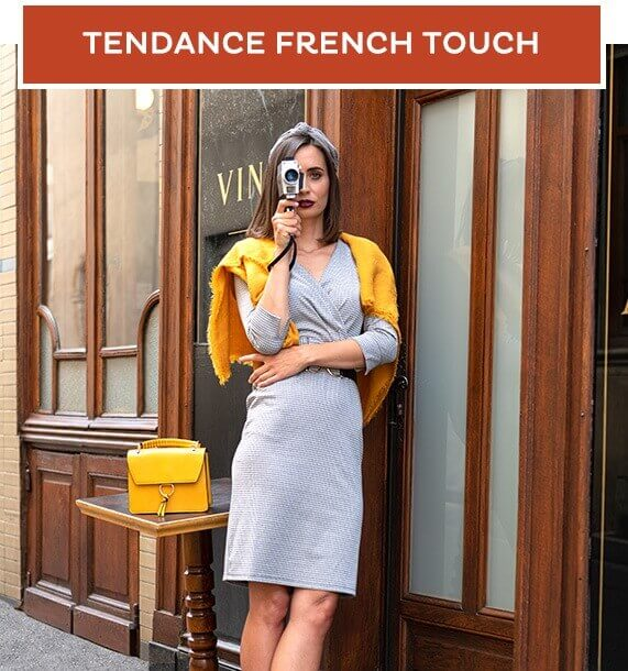 Tendance french touch