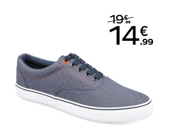 Baskets Toiles Homme