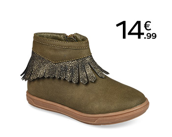 Bottines Fille